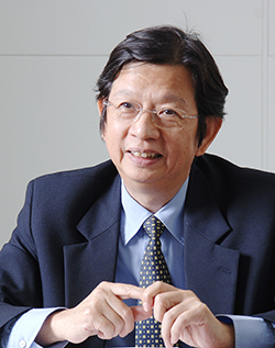 Chair Professor Walter Chen